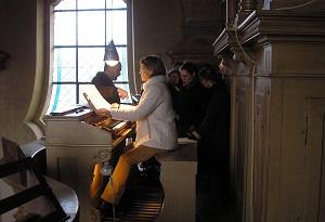foto smíšeného sboru