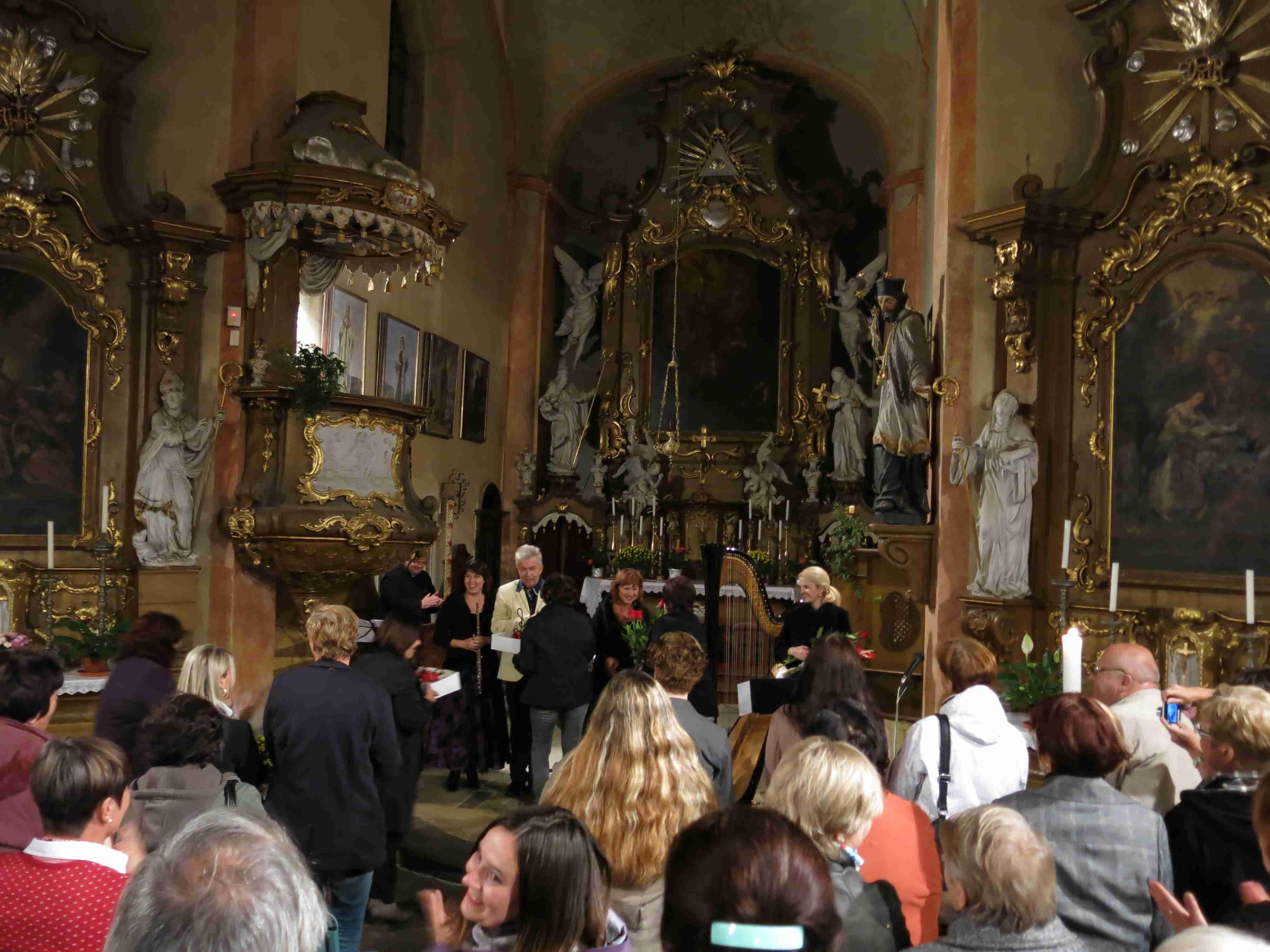 pouť ke sv. Františku 2014 - koncert - 3