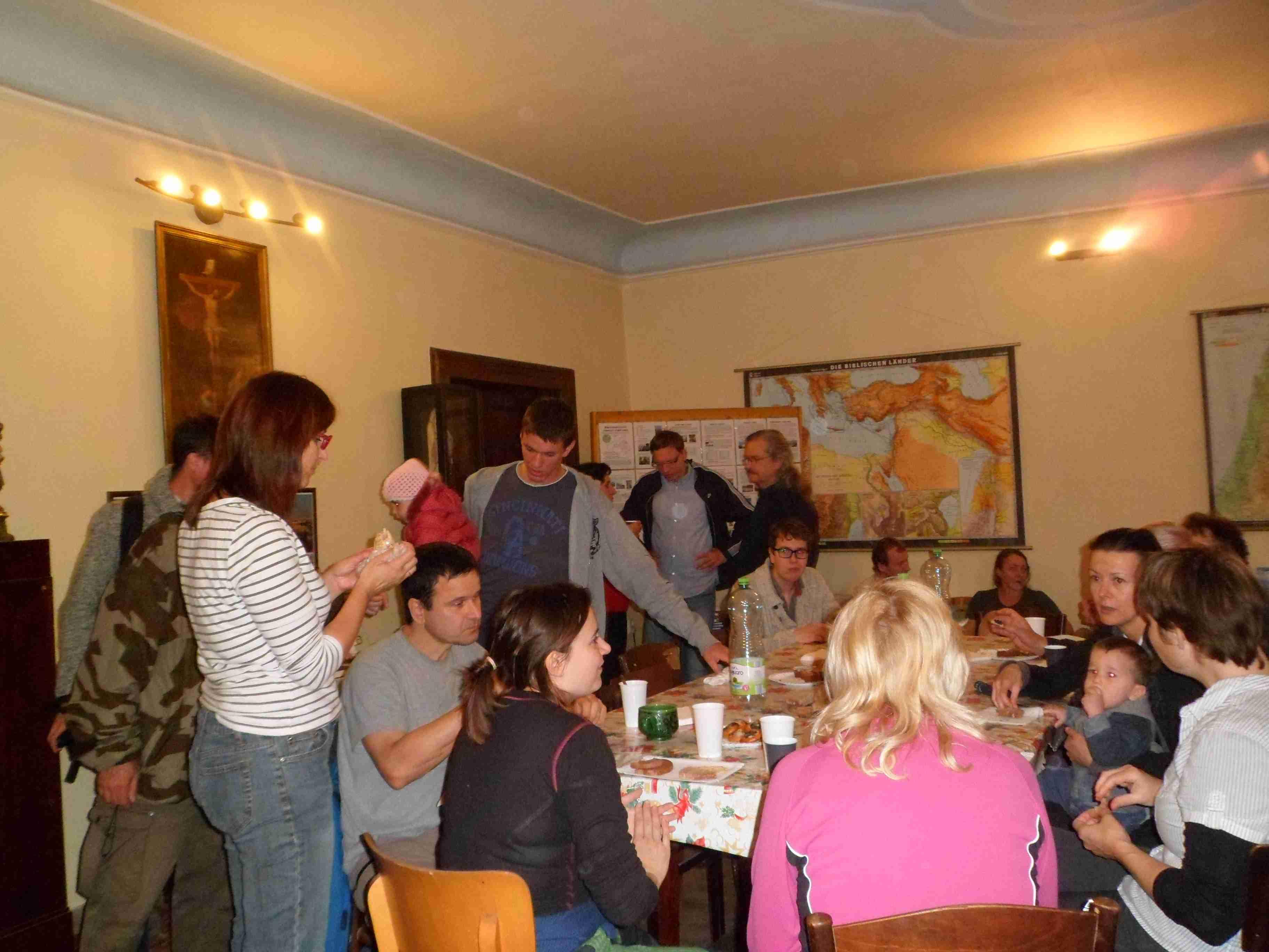 pouť ke sv. Františku 2014 - sobota - 3